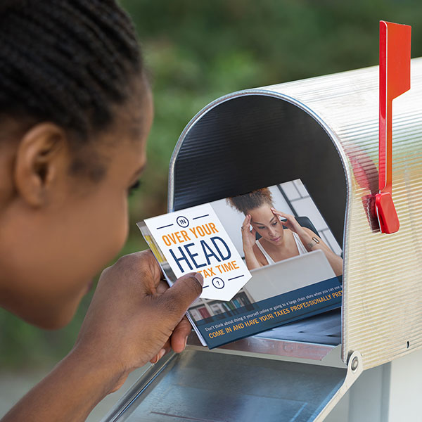 Direct mail program