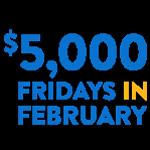 $5k-fridays