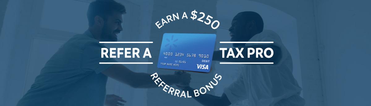 Earn a $250 referral bonus