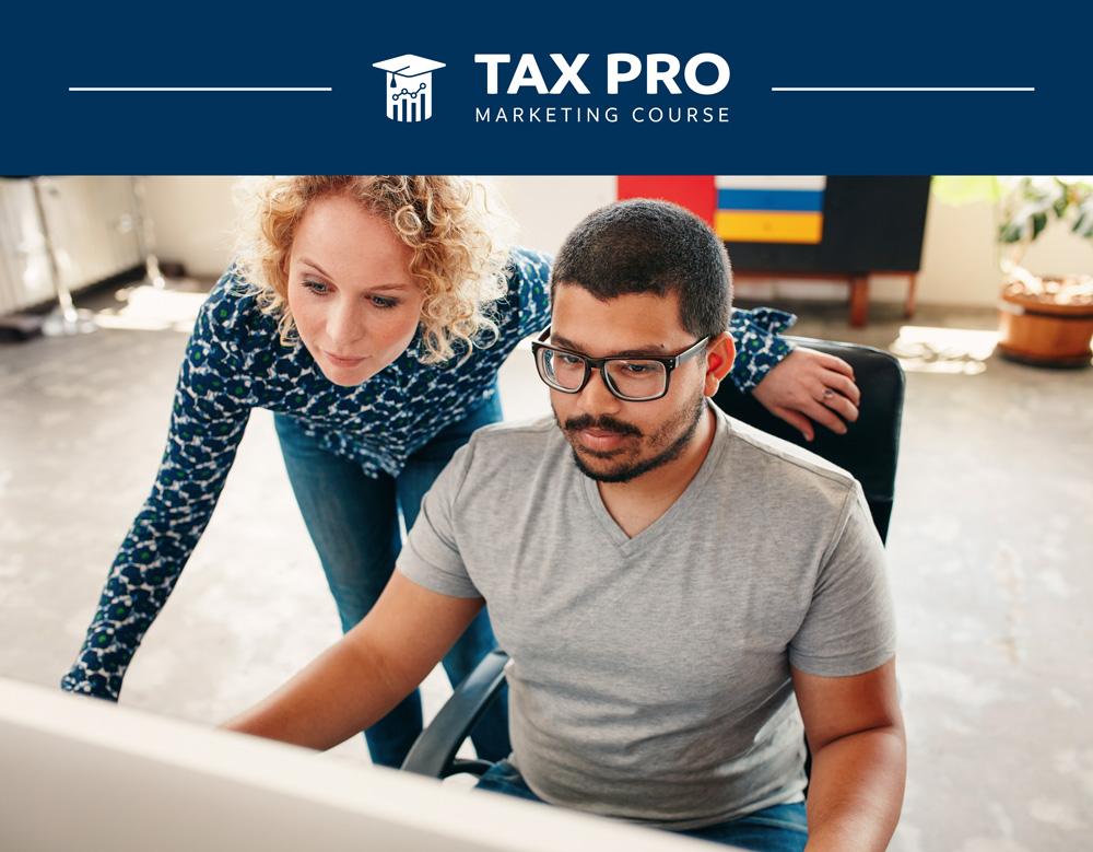 Tax Pro Marketing Course