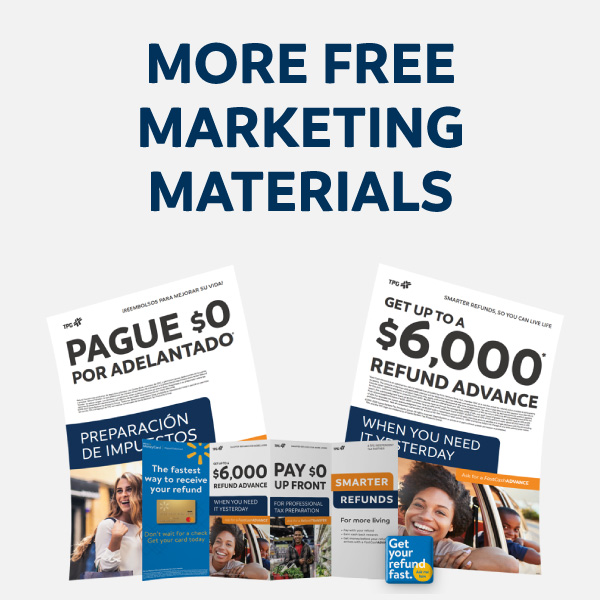 More free marketing resources