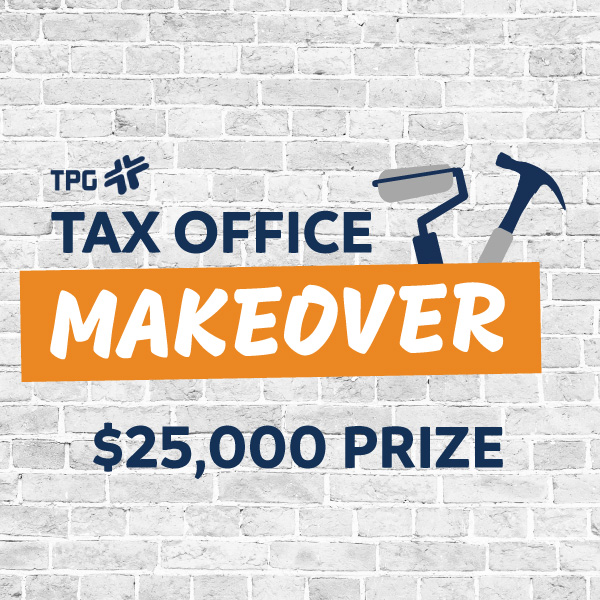 Tax Office Makeover