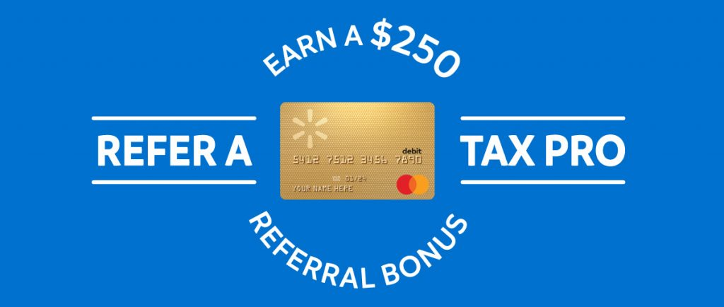 Refer a Tax Pro and earn $250