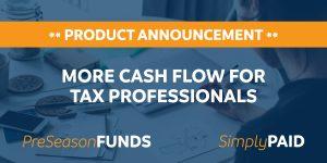 Cash flow for Tax Professionals