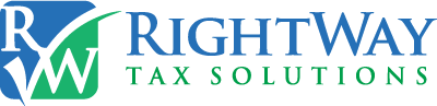 RightWay Tax Solutions logo