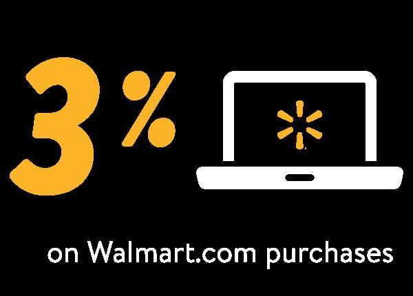 3% cash back