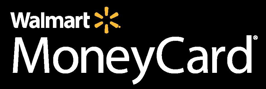 Reversed Walmart MoneyCard logo