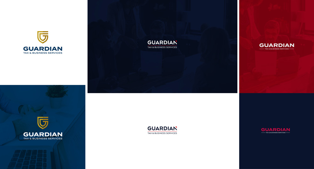 Guardian Tax alternative logos