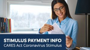 Stimulus payment info