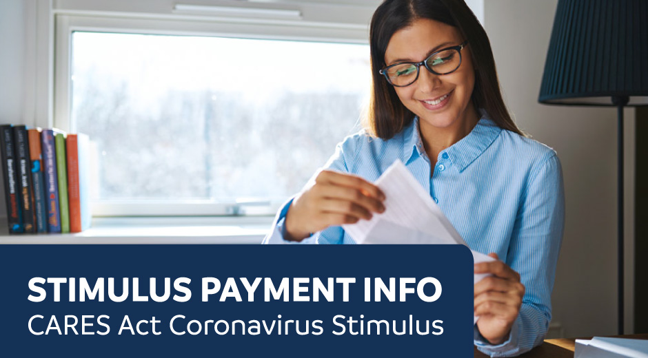 Stimulus payment info