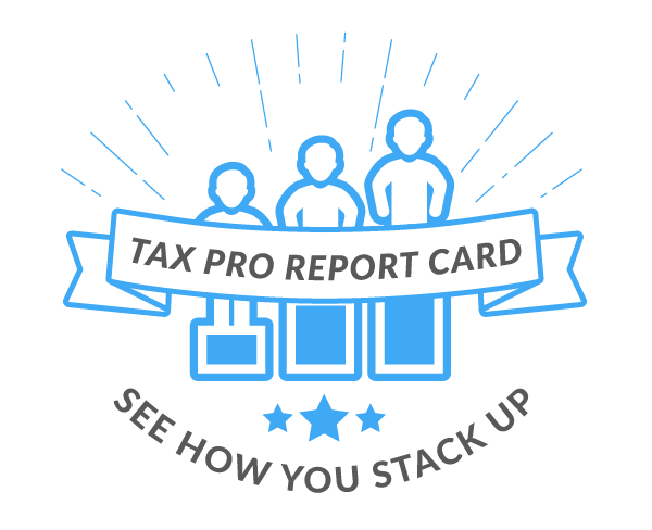 Tax Pro Report Card