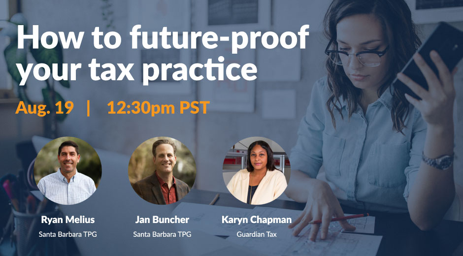 Future-proof your tax practice
