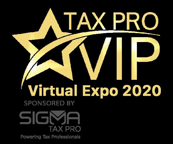 Tax Pro VIP Virtual Expo