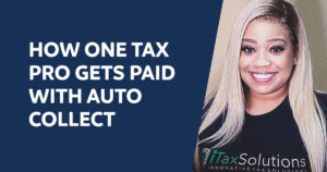 Get paid with Auto Collect