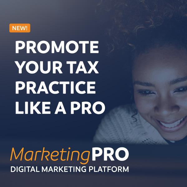 Marketing Pro header