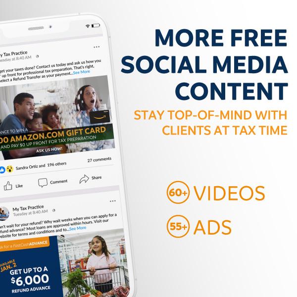 More social media content