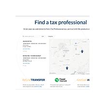 Tax Pro Search