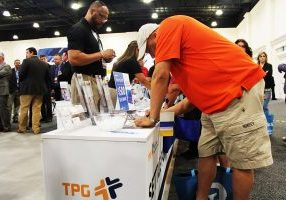 IRS Tax Forum - TPG booth